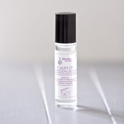 Calm It! Rollerball from Blended Therapies