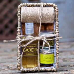 Gardener's Treat Gift Set from Blended Therapies