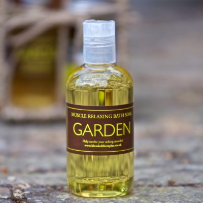 Gardener's Treat Muscle Relaxing Bath Soak from Blended Therapies