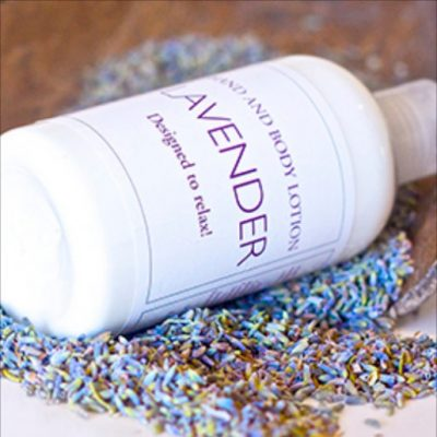 Lavender Hand and Body Lotion from Blended Therapies
