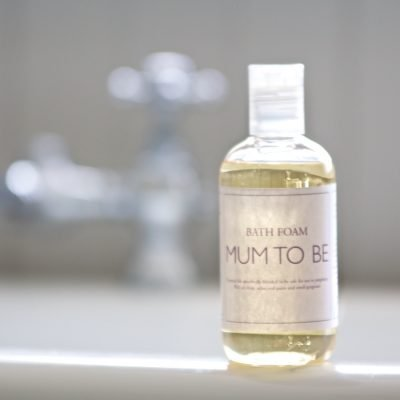 Mum to Be Bath Foam from Blended Therapies