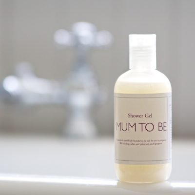 Mum To Be Shower Gel from Blended Therapies