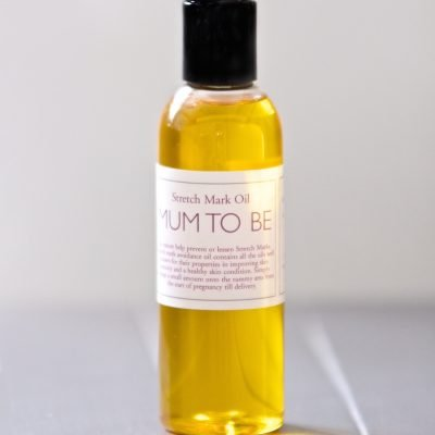 Mum to Be Stretch Mark Prevention Oil from Blended Therapies