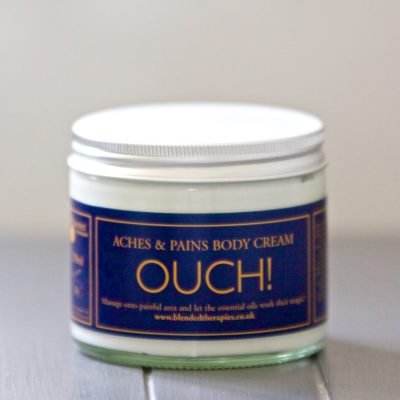 Ouch! Aches and Pains Body Cream from Blended Therapies