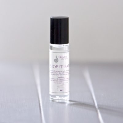 Stop It! Ears Rollerball from Blended Therapies