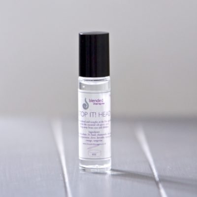 Stop It! Head Rollerball from Blended Therapies