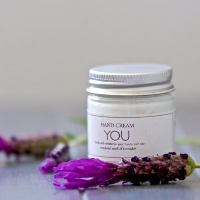 YOU Hand Cream from Blended Therapies