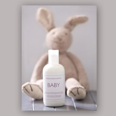Baby Lovely Bum Lotion from Blended Therapies