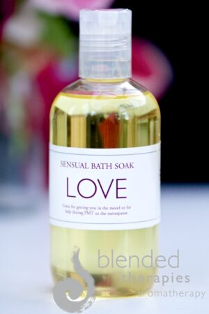 Love Sensual Bath Soak from Blended Therapies