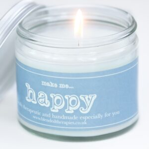 Make Me... Happy Aromatherapy Candle from Blended Therapies