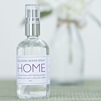 HOME Relaxing Room Spray from Blended Therapies