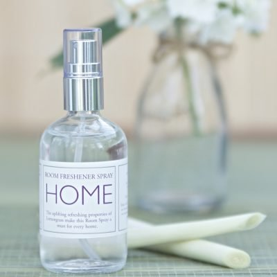 HOME Room Freshener Spray from Blended Therapies