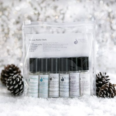 Roll-on Remedy Aromatherapy Rollerball Gift Set