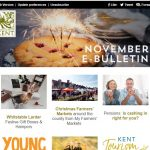 November e-bulletin from Produced in Kent