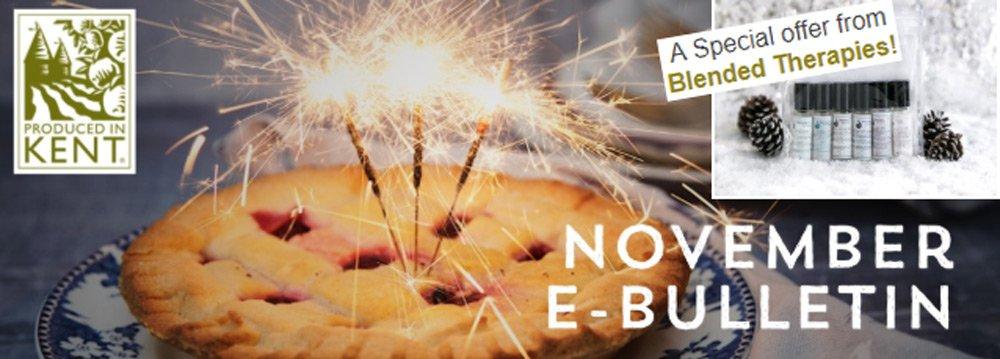 November e-bulletin from Produced in Kent
