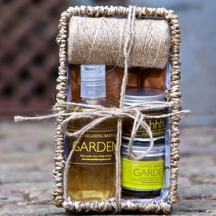 You Hand & Foot Cream gift set from Blended Therapies